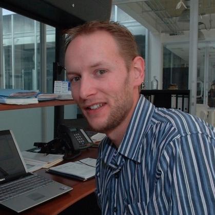 Photo of Stefan de Folter